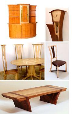 Furniture design by Robin Furlong Weekend Is Over, Robin, Furniture Design, Creative, Table, Home Decor, European Robin, Robins, Interior Design