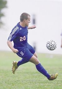 Goshen's boys varsity soccer team is a serious contender in the Section IX playoffs.