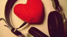 Image discovered by fireflyed. Find images and videos about music, heart and headphones on We Heart It - the app to get lost in what you love. Music Heart, Music Love, Love Songs, Dream Music, Your Heart, We Heart It, Music Wallpaper, Mobile Wallpaper, Wedding Quotes