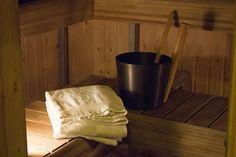 Sauna, Hotelli Lohja | by visitsouthcoastfinland #visitsouthcoastfinland #Finland #Lohja #hotellilohja #sauna Finland