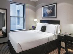 Stay at Night Hotel Times Square in New York City, NY. Dates into September. Equinox Fitness, Times Square New York, City Ballet, Restaurant Lounge, Modern Light Fixtures, Outdoor Sculpture, Hotel S, Hotels Near, Voyage