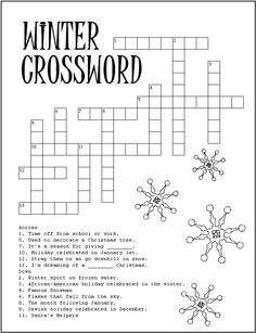 crossword puzzles crossword and first aid on pinterest. Black Bedroom Furniture Sets. Home Design Ideas