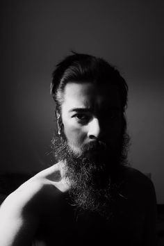 No Words, Just beard - Beard of the Week Hot Beards, Gay Beard, Beard Love, Awesome Beards, Man Bun, Hey You, Facial Hair, Bearded Men, Jon Snow