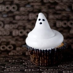 Boo-tiful Cupcakes