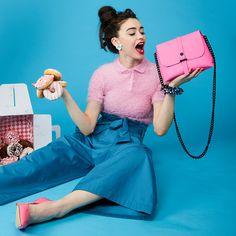 Cakes or GABS? 🍩  #girlslovebluebotton #gabs #gabskorea #gabsginza #gabsofficial #gabsborseeaccessori #gabsborse #bagshop #accessories #bag #bags #Italian #Fashion #design #creative #style #styles #stylish #Colore #Colori #Colors #Colours #Smile #Fun #Happyness #bepositive #positivevibe #funny #ironic