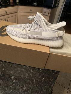 6993f1b4 Yeezy Boost 350 v2 Static Non-reflective Size 14 #fashion #clothing #shoes