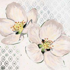 Walela R. Stretched Canvas Art - New Moroccan Blossom - Medium 24 x 24 inch Wall Art Decor Size. Moroccan Wall Art, Moroccan Decor, Poster Prints, Art Prints, Painting Inspiration, New Art, Vivid Colors, Wall Art Decor, Find Art