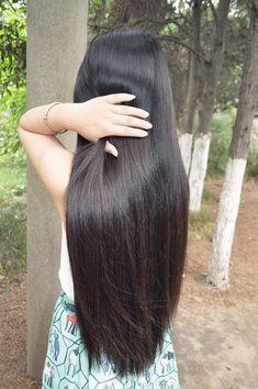 Long Ponytail Hairstyles, Braids For Long Hair, Men's Hairstyle, Funky Hairstyles, Formal Hairstyles, Wedding Hairstyles, Long Straight Black Hair, Long Brown Hair, Beautiful Long Hair