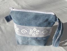 Upcycling Jeans by MamiMadeIt, via Flickr