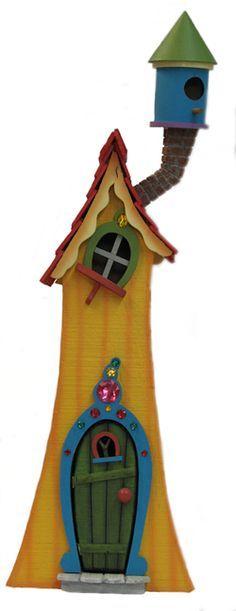 Sleepy Hollow   Casas y Puertas de hadas   Enchanted, Artículos de hadas caprichosas del Sleepy Hollow carpintería Studio.