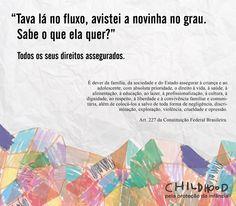 Post de oportunidade. Mcs Mirins. Jorge Luís Vidal e Laura Brito.