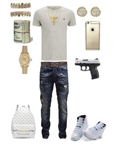 Dope Outfits For Guys, Swag Outfits Men, Outfits Hombre, Stylish Mens Outfits, Tomboy Outfits, Nike Outfits, Teen Boy Fashion, Tomboy Fashion, Swag Fashion