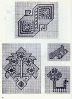 Gallery.ru / Фото #13 - Persian Rug Motifs for Needlepoint - Dora2012