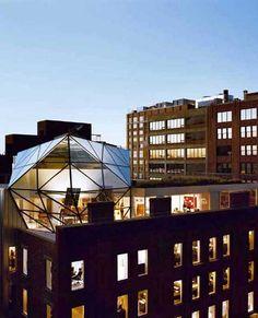 Diane von Furstenberg Headquarters, New York