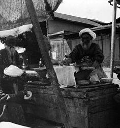 Ella Christie: Ice cream seller at Khokand