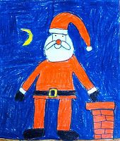 Art Projects for Kids: christmas