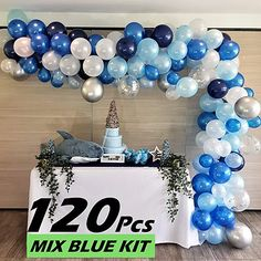 Amazon.com : adult balloon garland Pastel Balloons, Rose Gold Balloons, White Balloons, Confetti Balloons, Balloon Stands, Balloon Arch, Balloon Garland, Balloon Wall Decorations, Baby Shower Decorations