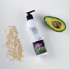 Disfruta de tus baños con el gel corporal natural de Freshly Cosmetics Shower Gel, Avocado, Soap, Vegan, Beauty, Avocado Oil, Natural Body Wash, Sensitive Skin, Lawyer