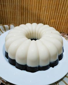 Indonesian Desserts, Indonesian Food, Cookie Recipes, Dessert Recipes, Pudding Desserts, Agar, Aesthetic Food, Jelly, Sushi