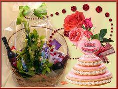 Születésnapra 2... Punch Bowls, Table Decorations, Dinner Table Decorations, Center Pieces