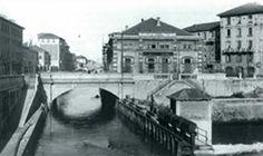 Riaprire i Navigli - RIAPRIRE I NAVIGLI - SINTESI DEL PROGETTO Vintage Photos, Monochrome, Italy, Milano, Building, Travel, Te Amo, Art, Italia