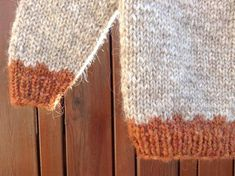 Made to order Icelandic sweater baby sweater handknit by Klettur Knitting Patterns Free, Hand Knitting, Free Pattern, Old Chest, Icelandic Sweaters, Boys Sweaters, Sweater Making, Baby Cardigan, Warm And Cozy