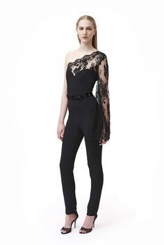 Monique Lhuillier Pre-Fall 2014 - Collection - Gallery - Look 1 - Style.com