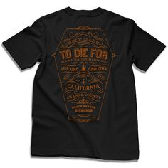 To Die For Clothing