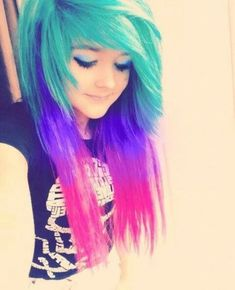 10 Cute Emo Hairstyles for Girls 10 Cute Emo Hairstyles for Girls  If you are a woman who wants the difference and want to look