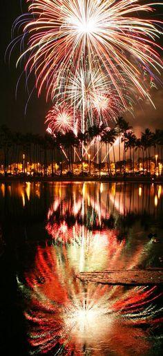 FL. Fireworks!