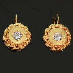 Victorian Antique Gold and Diamonds…