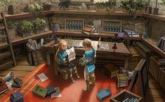 The Legend Of Zelda, Legend Of Zelda Memes, Legend Of Zelda Breath, Botw Zelda, Knight Art, Environment Concept Art, Breath Of The Wild, New Art, Breathe