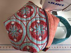 Biscornu purse ビスコーニュのポーチ Nakazawa Felisa 中沢フエリーサ – Patchwork Quilt パッチワークミシンキルトNakazawa Felisa 中沢フェリーサ