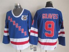 http://www.xjersey.com/rangers-9-graves-blue-75th-anniversary-ccm-jersey.html Only$50.00 RANGERS 9 GRAVES BLUE 75TH ANNIVERSARY CCM JERSEY Free Shipping!