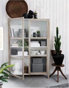 IKEA Hack BJRKSNS Cabinet