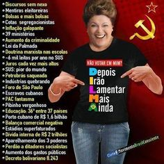 #AcordaBrasil!: Incrível! Governo sob investigação, ladrões dedura...