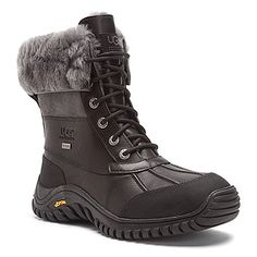 UGG Australia Adirondack Boot- Love these boots!! They were perfect to play in the snow.