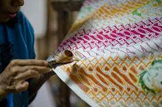 batik tjanting tool