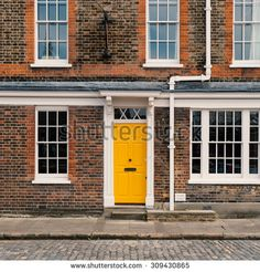 Home Entrance Door In London Fotos, imagens e fotografias Stock | Shutterstock