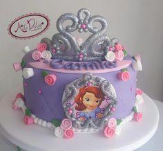Princesa Sofía Cake