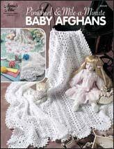 Pinwheel & Mile-a-Minute Baby Afghans