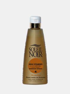 SOLEIL NOIR , Huile Vitaminée 4 Güneş Yağı #shopigo#shopigono17#beauty#fashion#luxury#stylist#accessories#health#beautyproducts