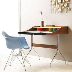 Compartment Desk - Unique Modern Furniture - Dot & Bo