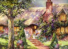 Fairy Tale Architecture | fairy-tale-house