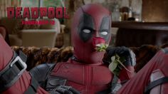 #Deadpool… a love story? So says the Merc with a mouth in this funny TV spot that aired during the premiere of #ABC's #TheBachelor: https://www.youtube.com/watch?v=EP6aBdQzeCM