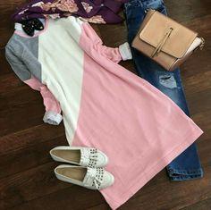 Iranian Women Fashion, Pakistani Fashion Casual, Muslim Fashion, Girls Fashion Clothes, Teen Fashion Outfits, Trendy Fashion, Beautiful Dress Designs, Stylish Dress Designs, Casual Bar Outfits