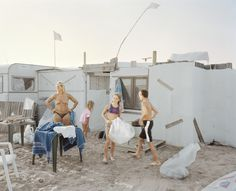 For Piémanson photographer Vasantha Yogananthan documents the last free beach in France capturing the vibrant community that emerges on its shores each summer Sheet Tent, Pose, Free Beach, Documentary Photography, South Of France, Family Camping, Nature Reserve, First Night, Recreational Vehicles