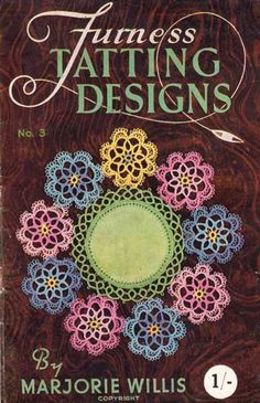 Free download of Furness Tatting Designs No 3