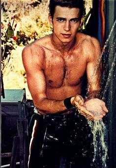 Hayden Christensen, oh yeah!