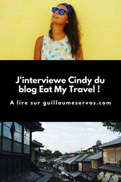 Découvre mon interview avec la blogueuse voyage Eat My travel. Son rapport au blogging, aux réseaux sociaux, au voyage et sa carte blanche. Pour cet épisode 26, je te présente Cindy de Eat My Travel, un blog qui parle de voyage, de food et de bonnes adresses.